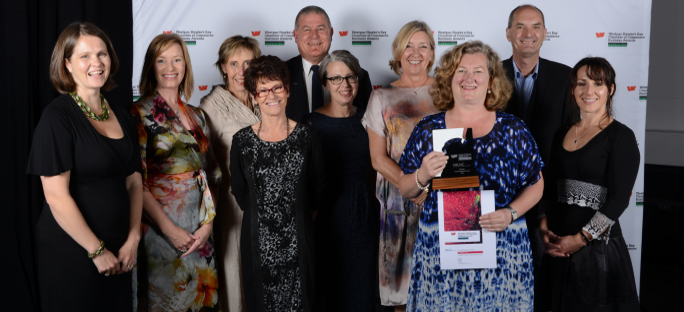Business Award Winners 2014
