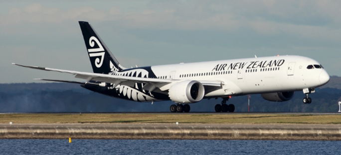 Air New Zealand - Supporting Sponsor