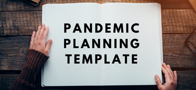 Pandemic Planning Template